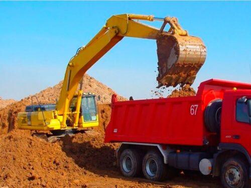 Вывоз грунта в Южном Бутово