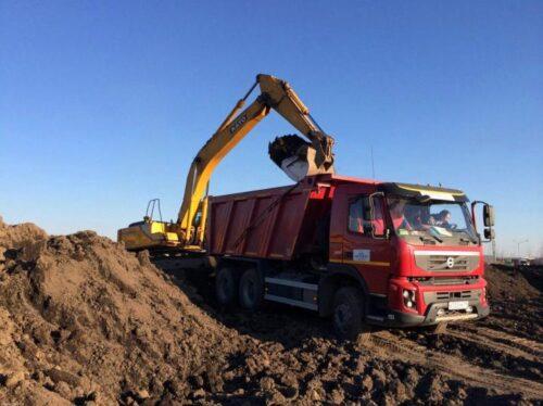 Вывоз грунта в Гольяново