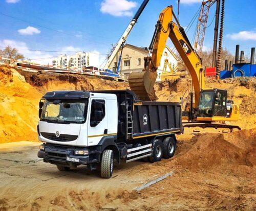 Вывоз грунта в Выхино-Жулебино