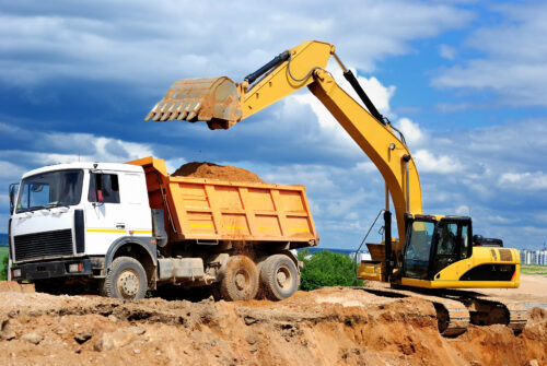Вывоз грунта в Ясенево