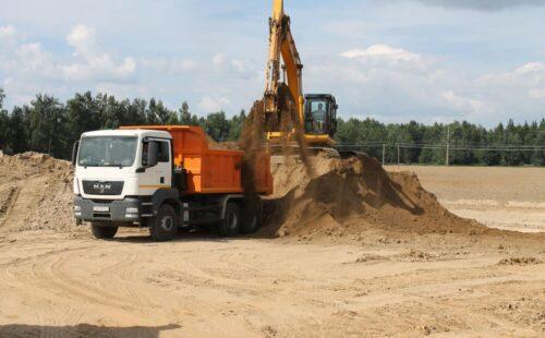 Вывоз грунта в Щукино