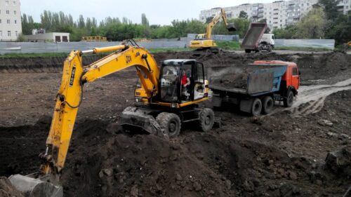 Вывоз грунта в Коньково