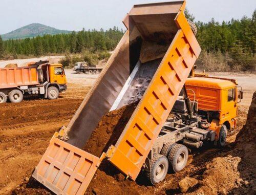 Вывоз грунта в Отрадном