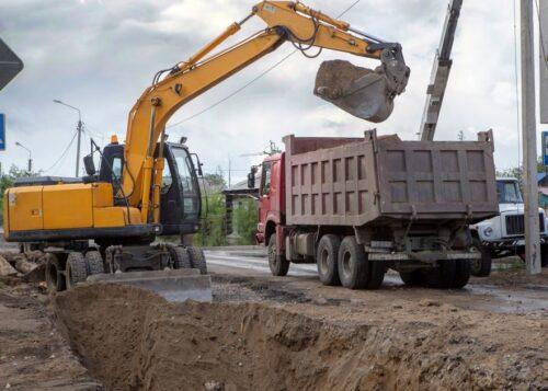 Вывоз грунта в Братеево